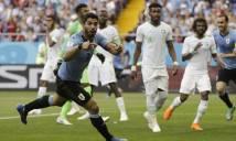 Kết quả Uruguay 1-0 Saudi Arabia: Nga và Uruguay đi tiếp