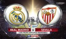 Real Madrid vs Sevilla, 01h00 ngày 15/5: Tiếp tục chuỗi thăng hoa