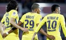 Ligue 1 sở hữu những 'mũi đinh ba' hay nhất châu Âu