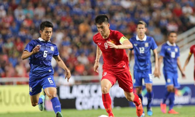 AFF Cup 2016: Việt Nam nguy cơ đụng Thái Lan ngày từ vòng bảng