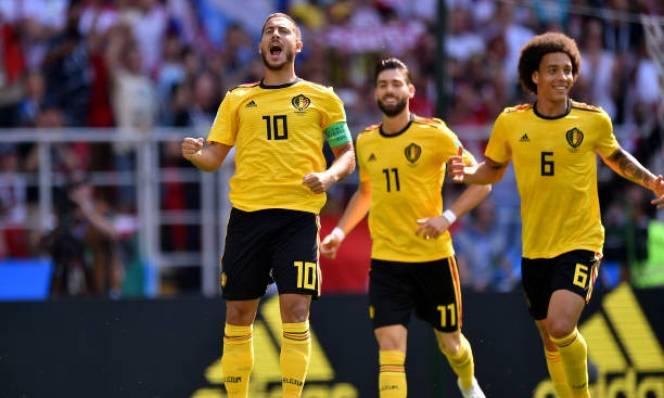 Kết quả Bỉ 5-2 Tunisia: Hazard và Lukaku giúp Bỉ vùi dập đối thủ