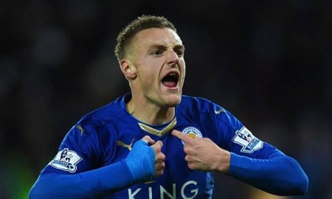 Vardy hoàn tất gia hạn với Leicester
