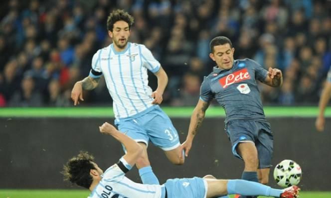 Napoli vs Lazio, 02h45 ngày 6/11: Đại bàng sải cánh thành Naples