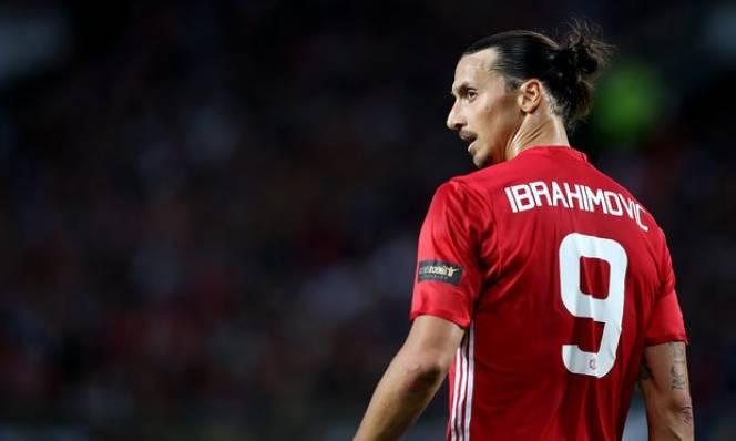 Ibrahimovic bức xúc vì lịch thi đấu oái ăm của Europa League