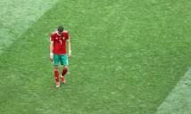 Ronaldo tỏa sáng, Bồ Đào Nha tiễn Ma rốc về nước