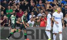 Hàng công bế tắc, Inter nhận quả đắng trong ngày ra quân