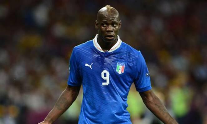 Mancini lần đầu triệu tập ĐT Italia: Balotelli đã trở lại
