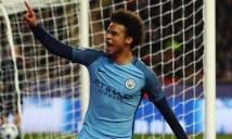 Leroy Sane được Pep khuyên nhủ 'bắt chước' Messi, Neymar