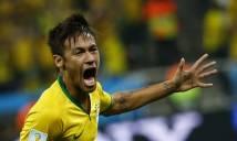 Brazil có đội hình giá trị siêu khủng tại World Cup 2018