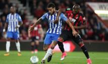 Nhận định Brighton vs Bournemouth 19h30, 01/01 (Vòng 22 - Ngoại hạng Anh)