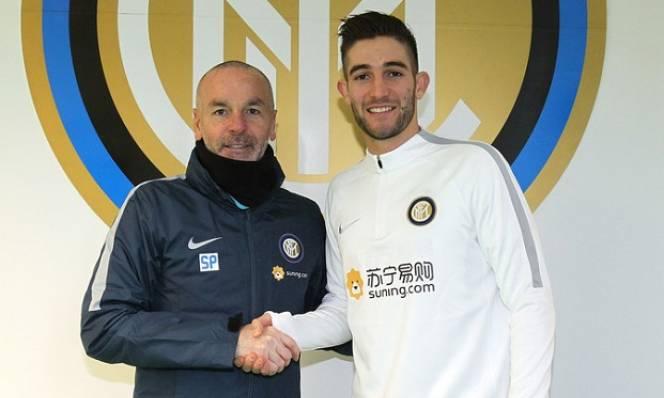 Inter đón tân binh đầu tiên ở phiên chợ mùa Đông