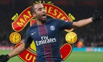 Tin chuyển nhượng sáng 12/1: Man United 99% chốt vụ Lucas Moura