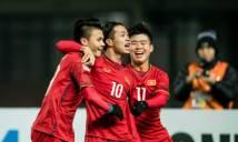 SOI SỐ BÀN THẮNG U23 Việt Nam - U23 Qatar, 15h Ngày 23/1 (U23 Châu Á 2018)