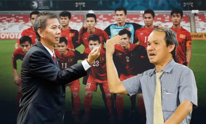U18 Việt Nam thua sấp mặt, Bầu Đức lại 'đay nghiến' HLV Hoàng Anh Tuấn