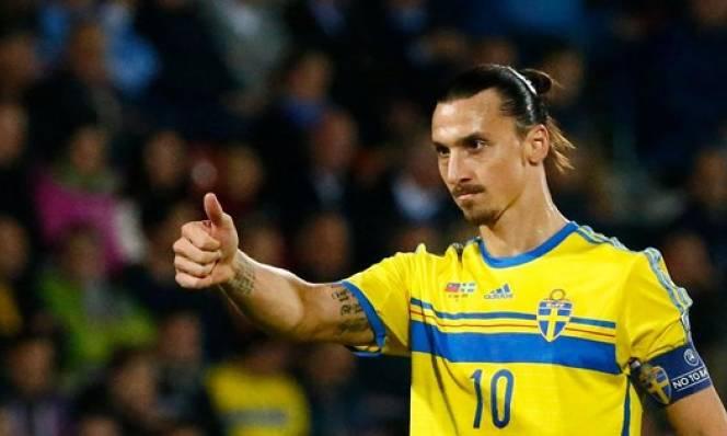 Ibra sẽ thi đấu cho ĐT Thụy Điển ở World Cup 2018?