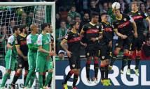 Vòng cuối Bundesliga: Nóng bỏng vì cuộc chiến trụ hạng