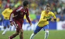 Venezuela vs Brazil, 07h30 ngày 12/10: Tiếp tục múa Samba