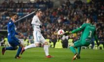 """Gareth Bale ngăn chặn """"động đất"""" ở Madrid: Thời thế tạo anh hùng"""
