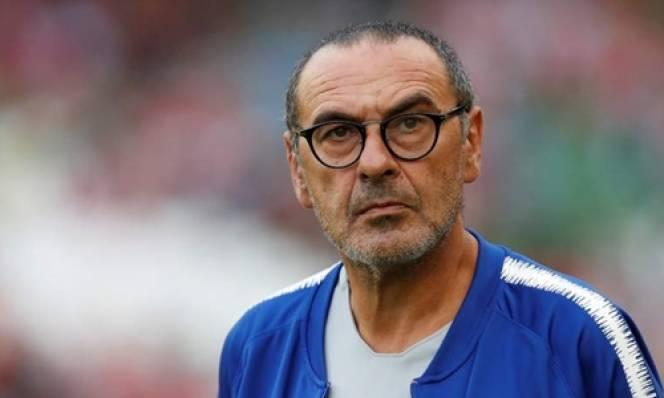 NÓNG! HLV Sarri ký hợp đồng 3 năm với Juventus