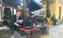 Bi hài: Trận Hải Phòng FC - Sài Gòn FC được quay phát trực tiếp từ...quán trà đá
