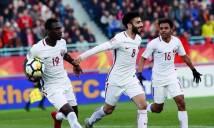 U23 Qatar cầu viện thần linh phù hộ để vượt qua U23 Việt Nam