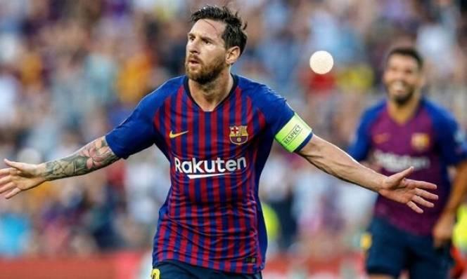 Hủy diệt PSV, Messi viết lên trang sử mới ở Champions League