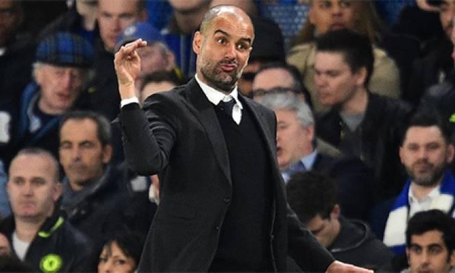 Khá bất ngờ với mục tiêu của Pep trong mùa giải đầu tiên tại Man City
