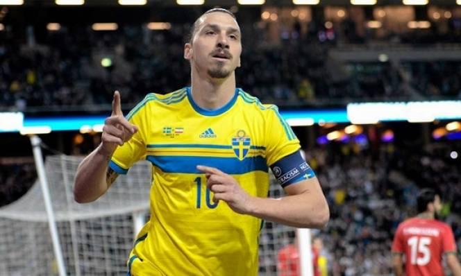 HLV Thụy Điển chặn đường về của Ibrahimovic!