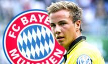 Gotze đả kích Bayern trước thềm Siêu cúp Đức