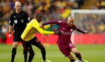 Watford 0-6 Man City: Chiến thắng kiểu tennis & ngôi đầu xứng đáng