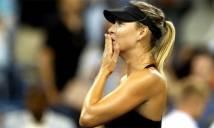 Kết luận chính thức về án phạt của Sharapova