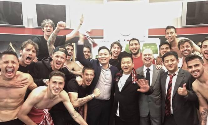 AC Milan xây dựng trời sao vì tham vọng lịch sử