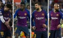 Chớ vội cười Real, Barca cũng đầy rẫy mối lo