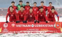 Các ngôi sao U23 Việt Nam có bao nhiêu  % cơ hội ở V-League 2018?