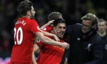 Emre Can ghi bàn cực đỉnh, Liverpool nắm lợi thế trong cuộc đua top 4