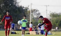 Tin bóng đá VN tối 11/12: U23 Việt Nam rèn 'pháo'; Đức Eto'o lọt đội hình tiêu biểu châu