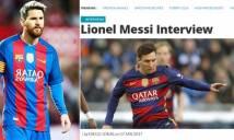 Messi bất ngờ đâm đơn kiện tạp chí Coach của Anh