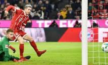 Lewandowski lập cột mốc mới, đi vào lịch sử Bundesliga