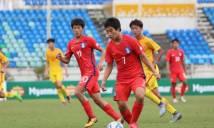 U-16 Trung Quốc méo mặt với vé vớt