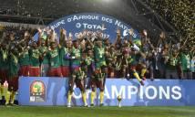 Confederations Cup 2017 đã xác định xong hai bảng đấu