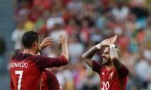 CHÙM ẢNH: Ronaldo tỏa sáng, Bồ Đào Nha hủy diệt Estonia