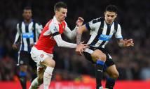 Nhận định Arsenal vs Newcastle 22h00, 16/12 (Vòng 18 - Ngoại hạng Anh)