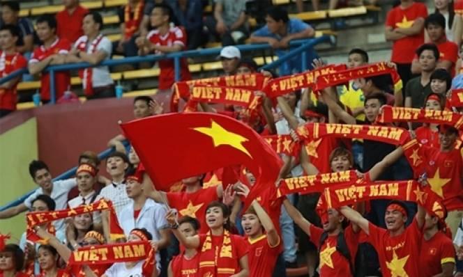 CĐV Việt Nam thuê hẳn... 1 biệt thự ở Malaysia để cổ vũ SEA Games