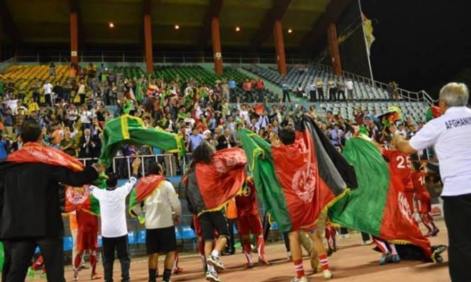 Afghanistan sẽ chơi bóng vì đồng bào ở quê nhà