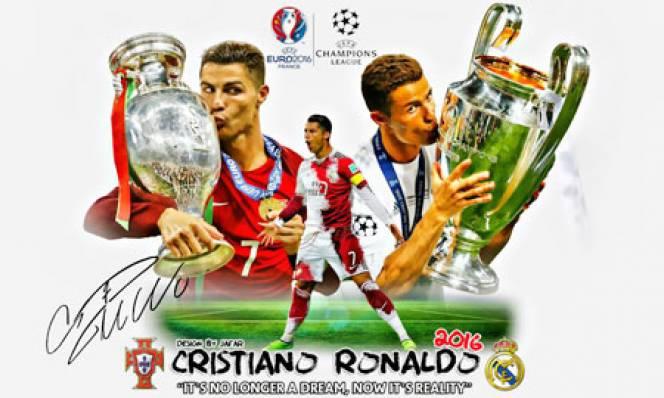 Quả bóng Vàng 2016: Lần lên đỉnh tiếp theo cho Ronaldo?