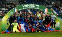 Đội hình tiêu biểu U19 châu Âu: Pháp áp đảo phần còn lại