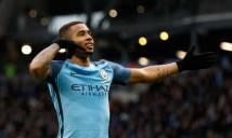 Man City nhận tin cực vui trước đại chiến Arsenal