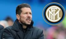 Simeone tỏ tình với Inter Milan