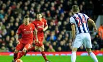 West Brom vs Liverpool, 19h30 ngày 16/04: Chủ nhà gặp khó