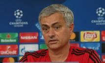 CHÍNH THỨC: Mourinho xác nhận thông tin không kết thúc sự nghiệp huấn luyện tại M.U